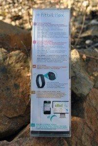 Fitbit Flex balení 3