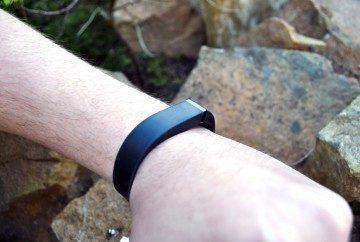 Fitbit Flex komfort při nošení 2