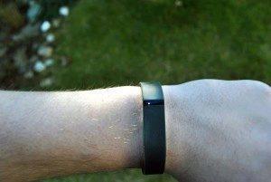 Fitbit Flex nízká aktivita