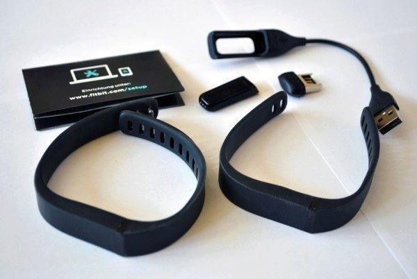 Fitbit Flex obsah balení