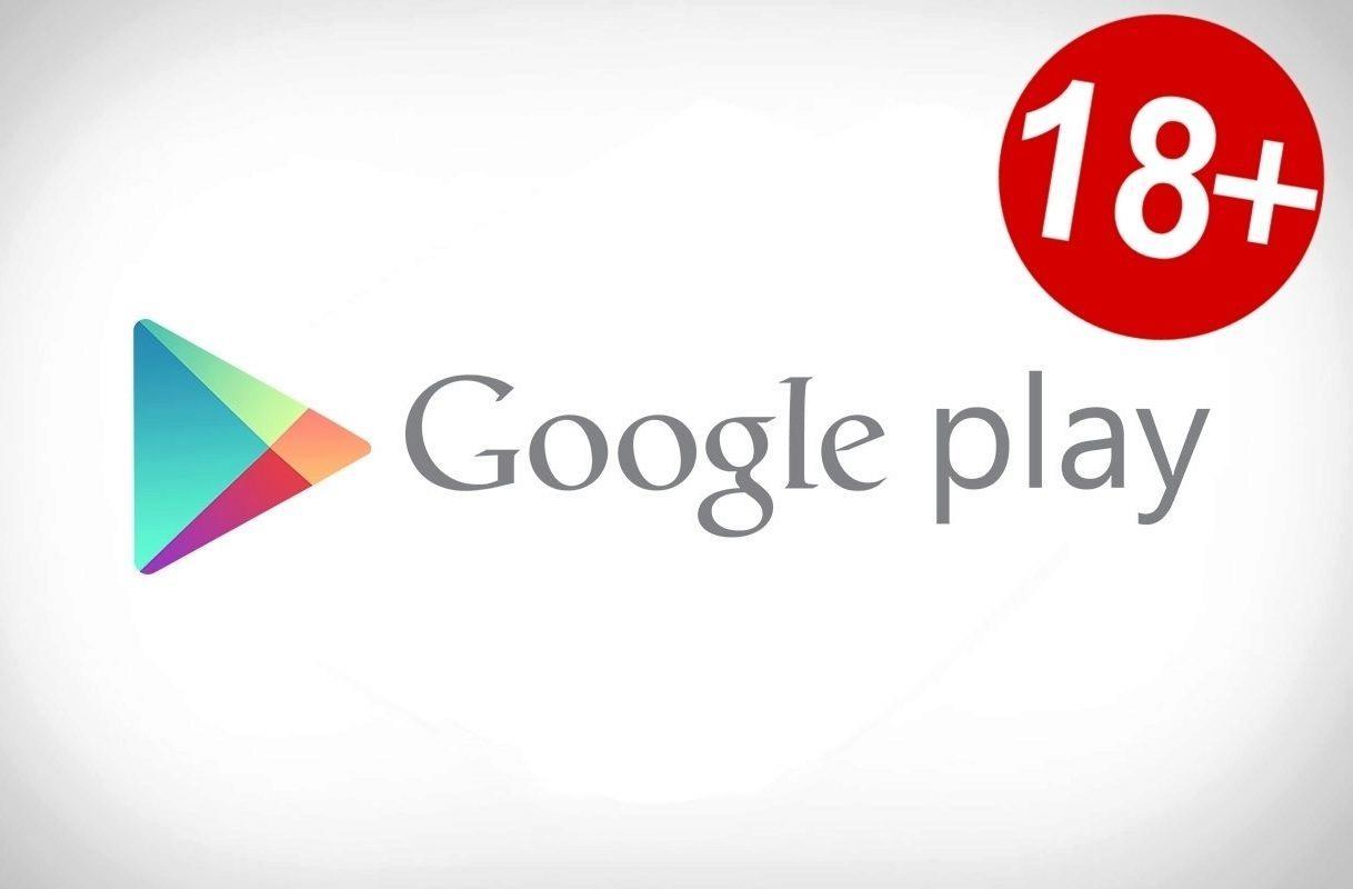 Google-Play 18+