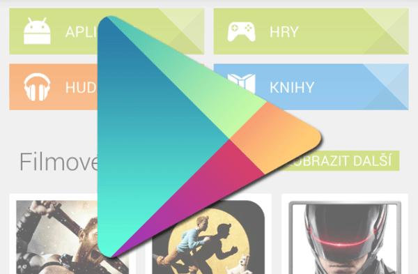 Nový Obchod Play verze 4.6.16 přináší požadavek na heslo