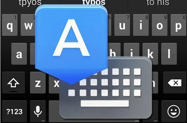 Klávesnice Google 3.0 vylepšuje navrhování slov z ostatních aplikací Google