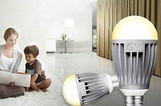 lg smart lamp320