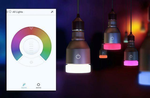 LIFX podbarví váš domov i kancelář