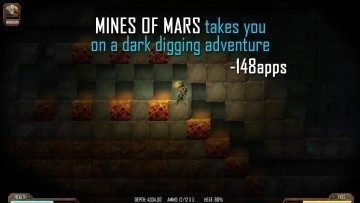 mines of mars android hry 2