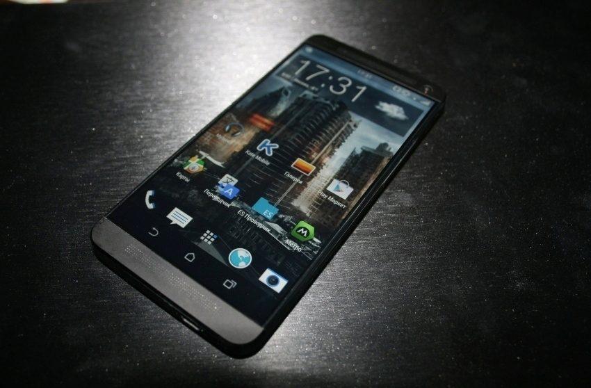 nové HTC One