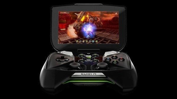 Nvidia Shield hry