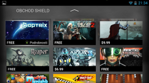 nvidia shield obchod shield
