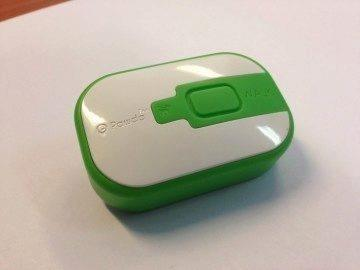 GPS tracker Pawda - třetí prototyp