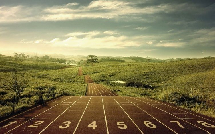 running distance
