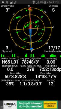 Samsung Galaxy S5 GPS