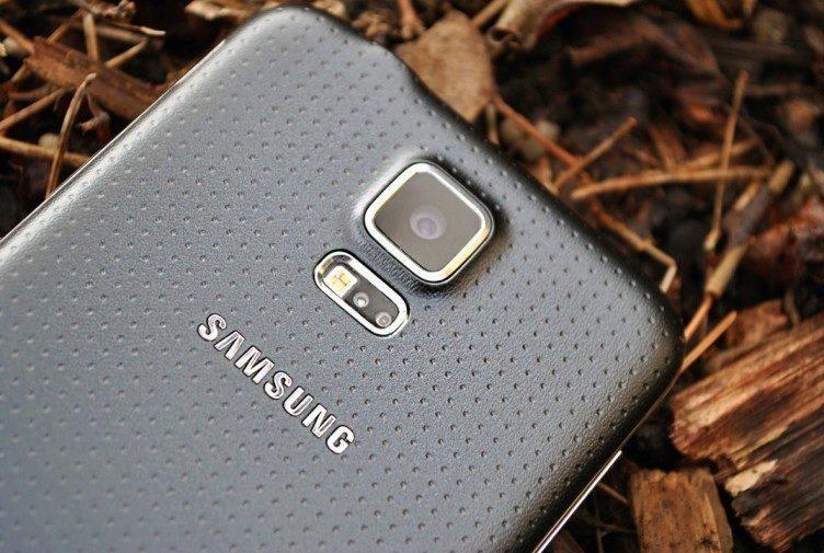 Samsung Galaxy S5 měřič tepu