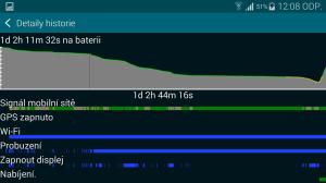 Samsung Galaxy S5 nízká zátěž 3
