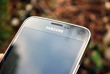Samsung Galaxy S5 přední strana 2