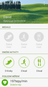 Samsung Galaxy S5 S Health 2