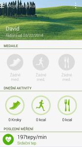 Samsung Galaxy S5 S Health 2