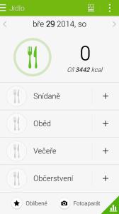 Samsung Galaxy S5 S Health 3