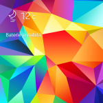 Samsung Galaxy S5 ukázka prostředí TouchWiz 1
