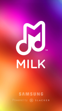 Samsung Milk Music1