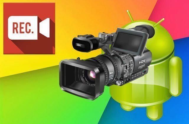 Jak nahrát video obrazovky zařízení s Androidem 4.4?