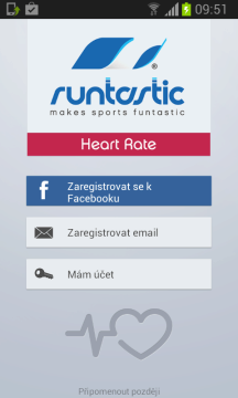 runtastic heartrate