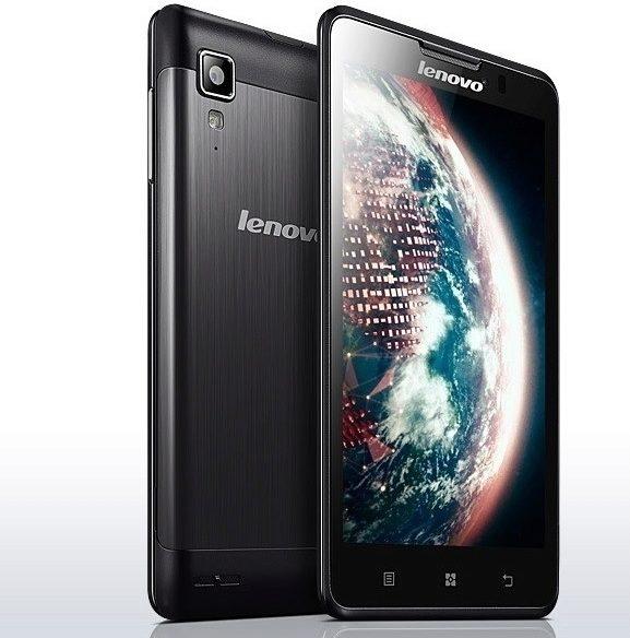 Výborný smartphone Lenovo P780 nabídne skvělou výbavu a hlavně 4000mAh baterii