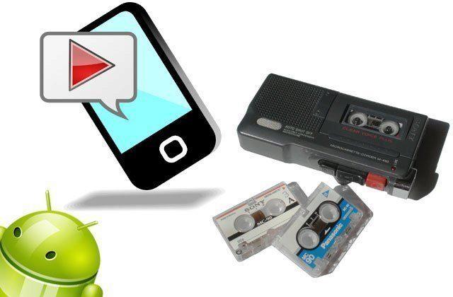 Snadné nahrávání hovorů s aplikací Total Recall
