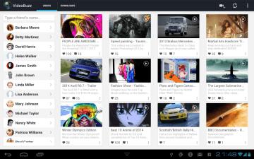 VideoBuzz 1 - Nejnovější Android aplikace z Google Play