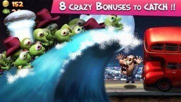 Zombie Tsunami bonusy android hry