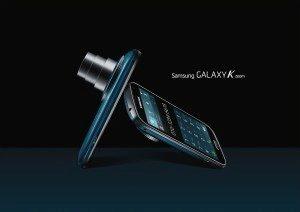Nový fotomobil Samsung