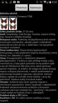 Atlas denních motýlů ČR