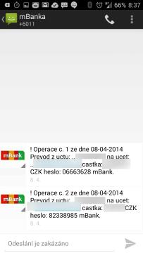 SMS a MMS