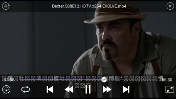 KMPlayer: přehrávání videa