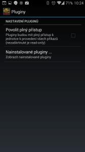 Pluginy