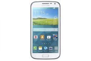 Fotomobil od Samsungu v bílé barvě
