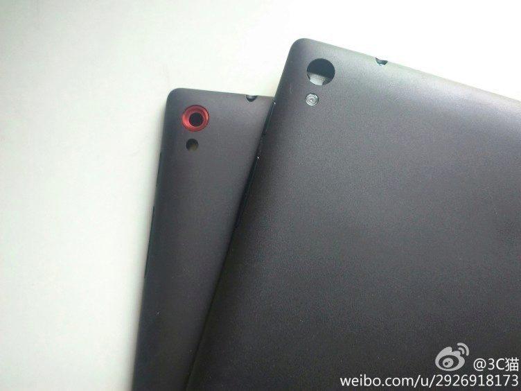 Údajné snímky tabletu Xiaomi MiPad