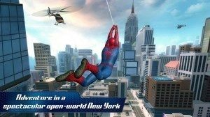 android hry the amazing spiderman