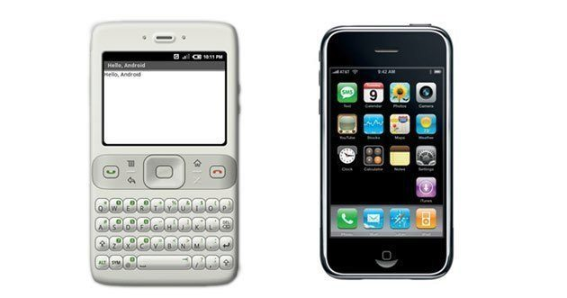 android vs apple android