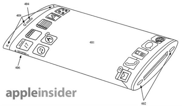 Původní patent Applu z roku 2011