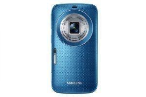Modrý nástupce Galaxy S4 Zoom