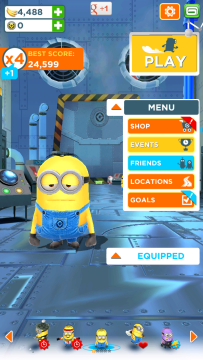 Despicable Me - Minion Rush 8