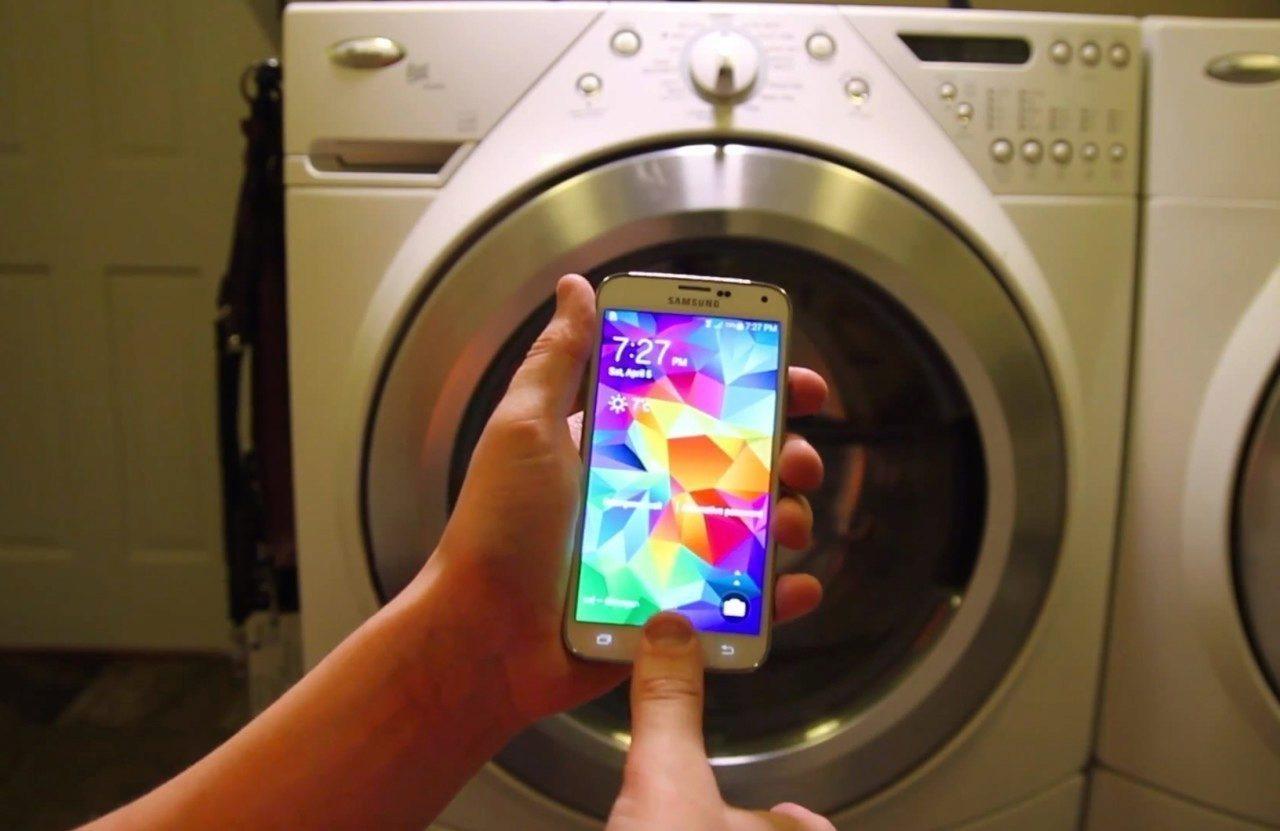 Galaxy S5 pračka ico