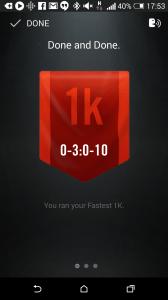 HTC One M8 recenze - Nike Screen