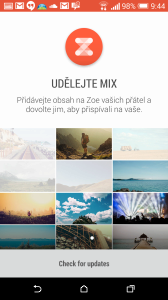 HTC One M8 recenze - Zoe