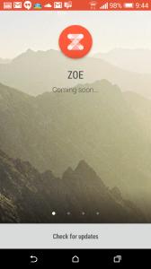 HTC One M8 recenze - Zoe1