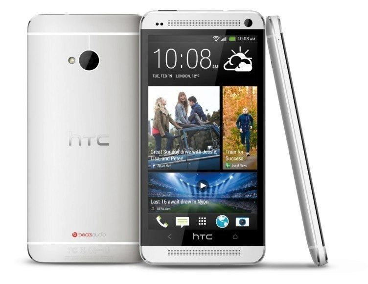 HTC One (M7) - Android aktualizace