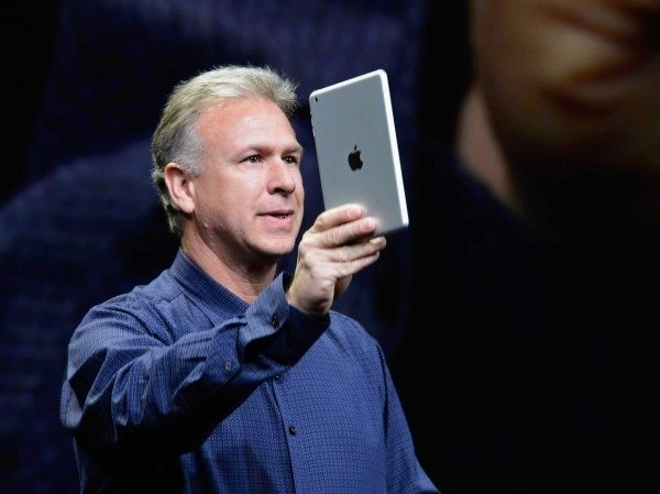Senior viceprezident Apple Phil Schiller
