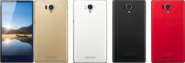 Telefon se bude prodávat v různých barevných variantách