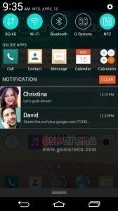 LG G3 Optimus UI 3